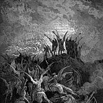 Gustave Dore - paradise lost