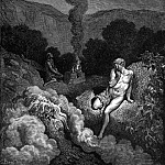 Gustave Dore - Cain and Abel offering their sacrifices