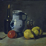 Joachim Frich - Still Life with a grey Jug