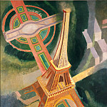 Paul Klee - Eiffel Tower