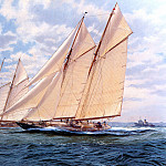 J Steven Dews - Mariette The Atlantic Challenge 1997