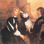 Anthony Van Dyck - Thomas Killigrew and William Lord Crofts