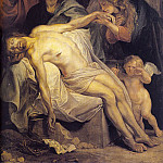 Anthony Van Dyck - The Lamentation
