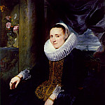 Anthony Van Dyck - margareta-snyders