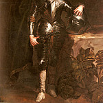 Portrait Of Charles II When Prince Of Wales, Anthony Van Dyck