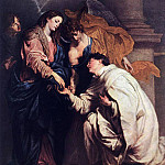Anthony Van Dyck - Blessed Joseph Hermann