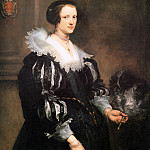Anthony Van Dyck - Anna Wake