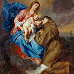 Vision of St. Antony of Padua
