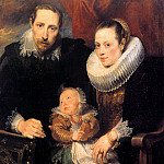 Anthony Van Dyck - Family portrait