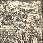 Durer Engravings - Whore of Babylon