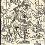 Durer Engravings - The phenomenon of John Christ Pantokrata
