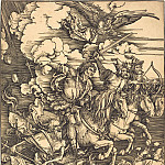 Durer Engravings - The Four Horsemen of the Apocalypse