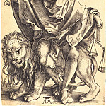 Durer Engravings - Sol Iustitiae (Sun of Righteousness)