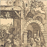 Durer Engravings - Adoration of the Magi