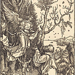 Durer Engravings - Joachim and the Angel