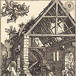 Durer Engravings - Nativity