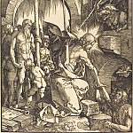 Durer Engravings - Christ's descent into hell