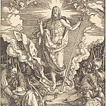 Durer Engravings - Resurrection