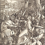 Durer Engravings - The Taking of Christ