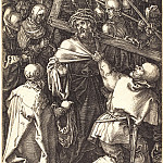Durer Engravings - Carrying the Cross