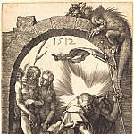 Christ's descent into hell, Durer Engravings