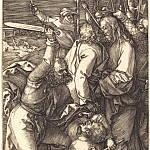 Durer Engravings - The Taking of Christ (Betrayal of Judas)