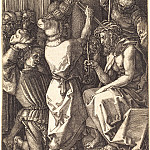 Christ Crowned with Thorns, Durer Engravings