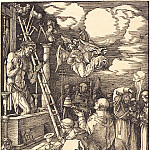Durer Engravings - Mass of St. Gregory