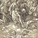 Durer Engravings - The Holy Trinity