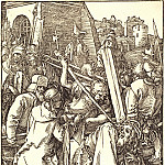 Carrying the Cross, Durer Engravings