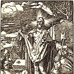 Resurrection, Durer Engravings