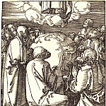 Durer Engravings - Prayer