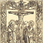 Durer Engravings - Christ on the Cross
