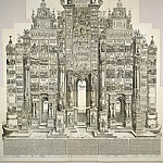 The Triumphal Arch of Maximilian, Durer Engravings
