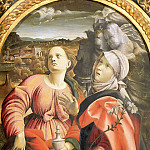 Saints Magdalene and Scholastica