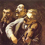 , Honore Daumier