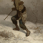 Alexandre-Gabriel Decamps - The Poacher