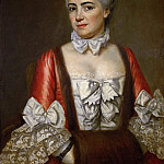 Marie-Francoise Buron, cousin of the painter, Jacques-Louis David