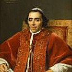 Pius VII, Jacques-Louis David