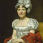 Jacques-Louis David - Madame David