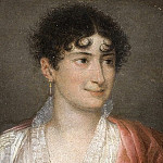 Jacques-Louis David - portrait de Madame Claire de Corte