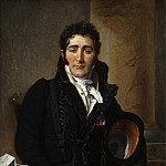 Jacques-Louis David - Portrait of the Comte de Turenne