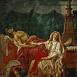 Jacques-Louis David - The sorrow of Andromache