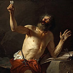 St. Jerome, Jacques-Louis David