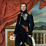 General Étienne-Maurice Gérard , Marshal of France, Jacques-Louis David