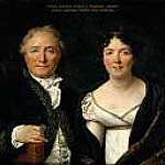 Jacques-Louis David - Mr. and Mrs. Antoine Mongez