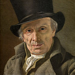Jacques-Louis David - Man in a Hat
