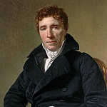 Jacques-Louis David - Emmanuel Joseph Sieyes (1748-1836)
