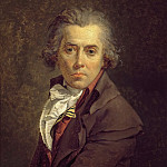 Jacques-Louis David - Self-portrait
