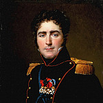 Jacques-Louis David - Count Henri-Amedee de Turenne